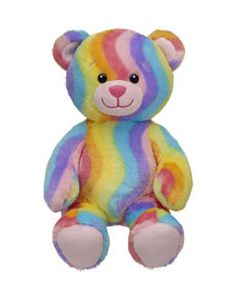RAINBOW HUGS BEAR
