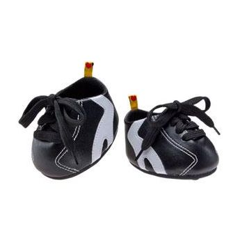 BLACK TURF SHOE