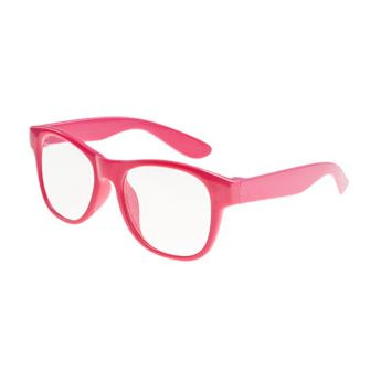 FUCHSIA GLASSES
