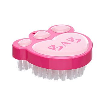 FUCHSIA PAW BRUSH