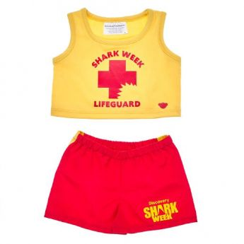 SHARK WEEK LIFEGUARD SET